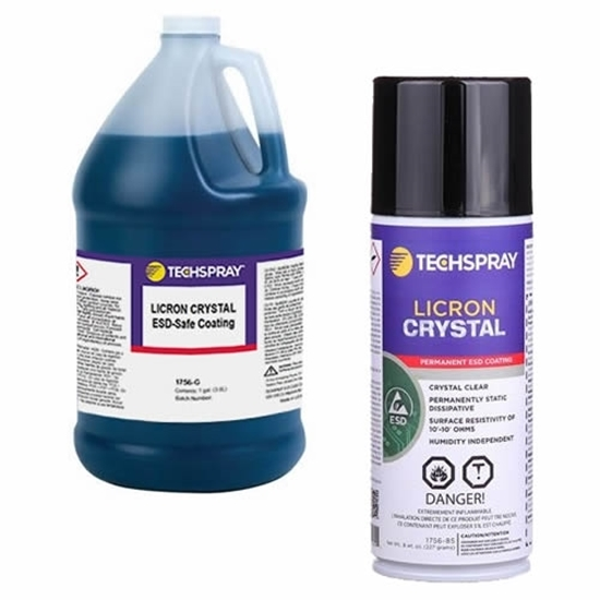 Licron Crystal ESD-Safe Coating