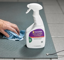 Maintaining ESD S20.20 Compliant Environments in the Age of COVID-19 Sanitizing and PPE